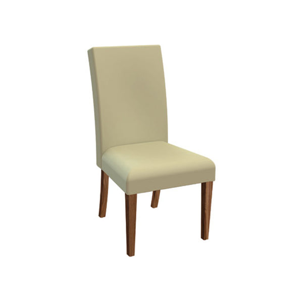 Dinec 0510 Walnut Dining Chair
