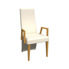 Dinec 1551 Maple Dining Chair