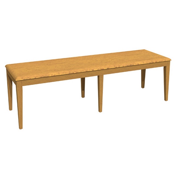 Dinec 2940 Dining Bench