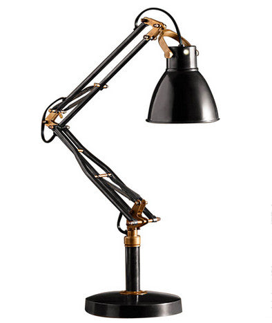 Blacksmith Table Lamp