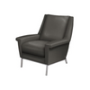 American Leather Harvey Chair