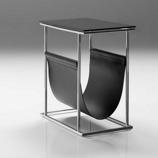 Gammon Magazine End Table