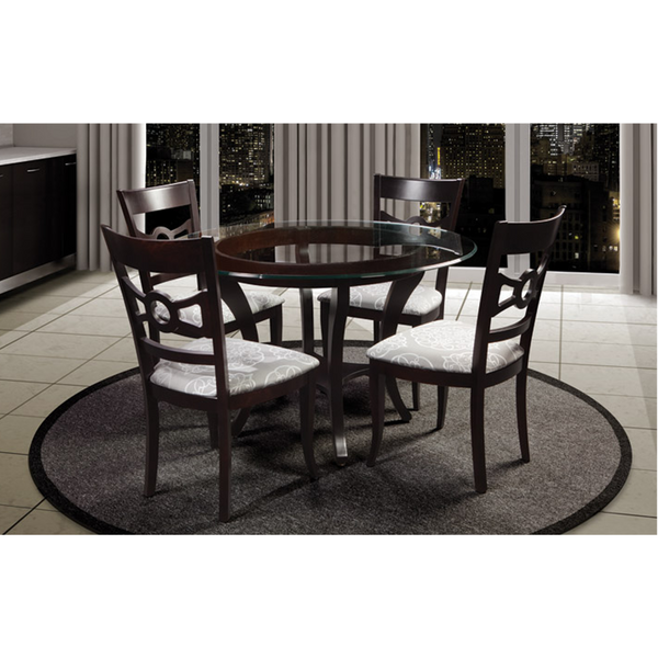 Dinec Glass Top Dining Tables