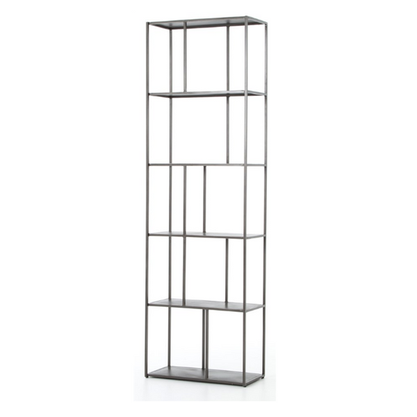 Jacques Narrow Bookshelf
