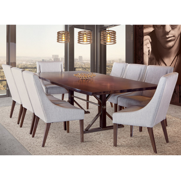Dinec Live Edge Dining Tables