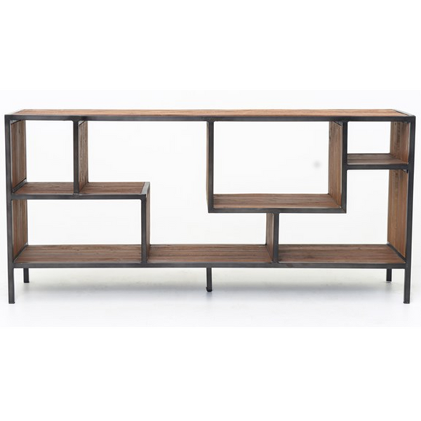 Valerie Console Bookcase