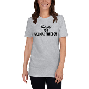 Open image in slideshow, Nurses For Medical Freedom-Unisex