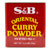 CURRY POWDER 2KG - S&B