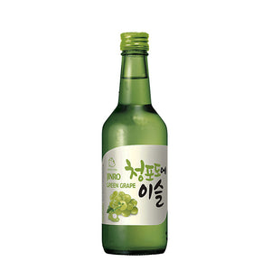 Jinro Green Grapes Soju