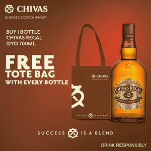 Chivas Regal 12 Year Old 700ml