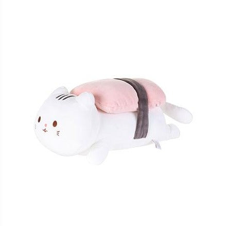 Sushi Cat Plush Toy (Salmon)