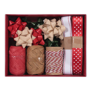 Kraftpaper Box Christmas Set-A (20 Pcs)