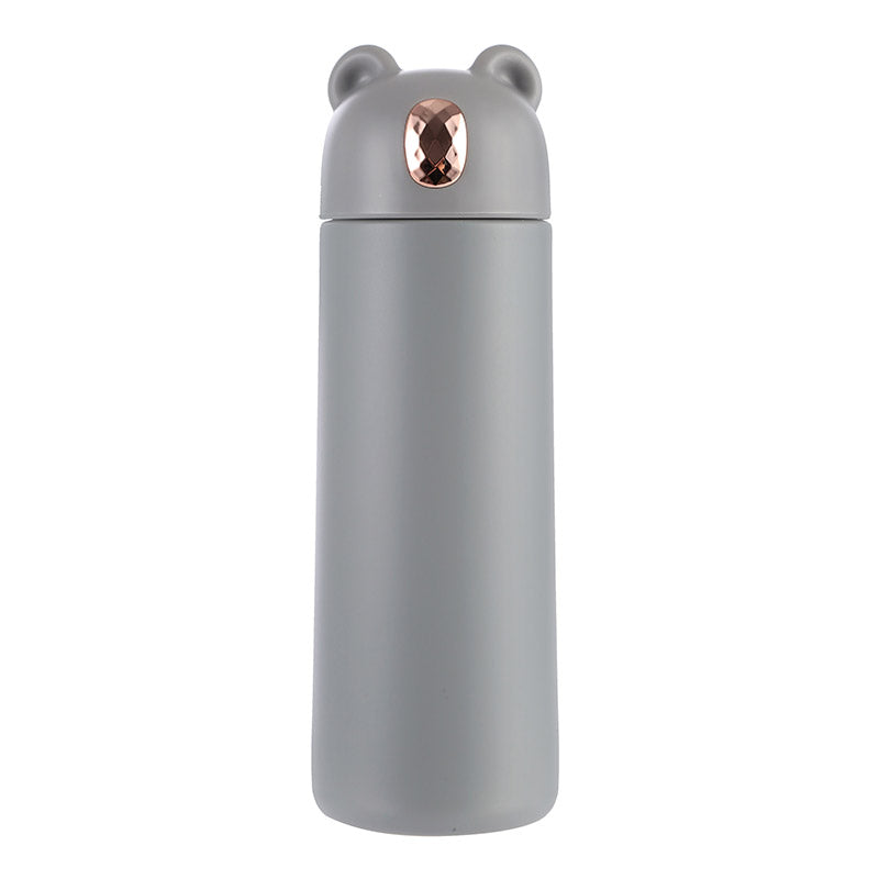 Insulated Water Bottle - Grey