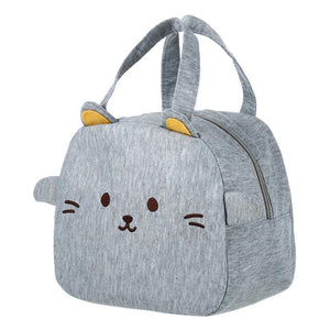 Animal Shaped Lunch Bag - Cat