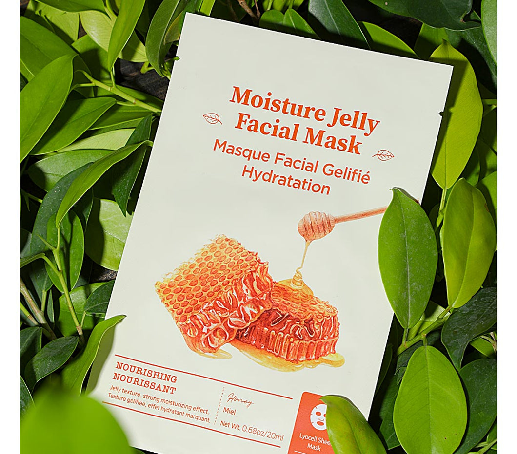 Moisture Jelly Facial Mask(nourishing)-1 piece
