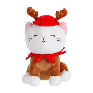 Kitten Plush Toy(Reindeer)