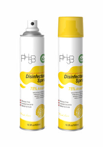 PH5B Disinfectant Spray-Fresh Lemon(500ml)