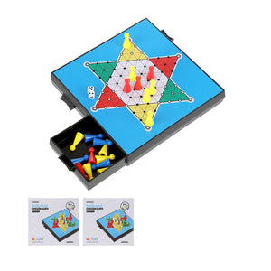 2 in 1 Magnetic Double-faced Chessboard