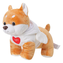 Load image into Gallery viewer, Shiba Inu Dog Plush Toy with Hat
