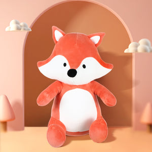 Fox Plush Toy - Red