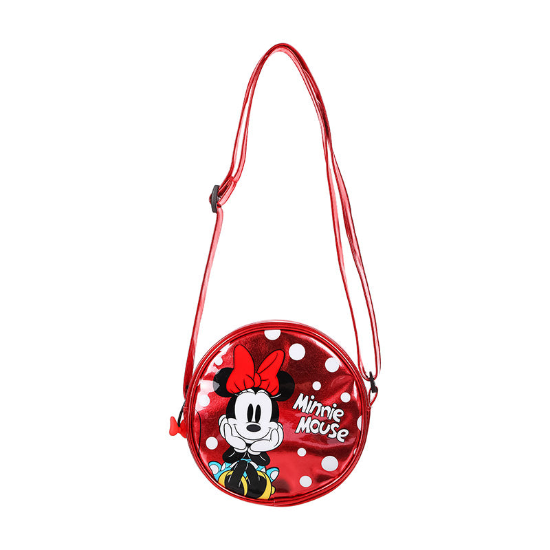 Minnie Mouse Collection Round Crossbody Bag