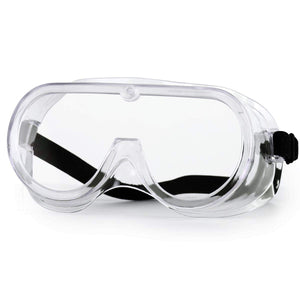 MINISO Safety Glasses | Protective Goggle with Anti Fog Wrap-Around Lenses