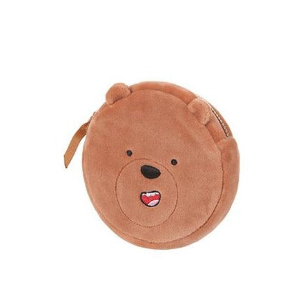 We Bare Bears- Coin Purse (Grizz)