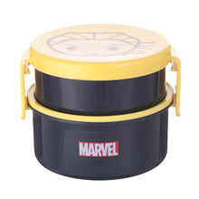 Load image into Gallery viewer, MINISO MARVEL Bento Box Double-layered, Captain Marvel
