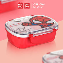 Load image into Gallery viewer, MARVEL Double-layered Bento Box , Spiderman