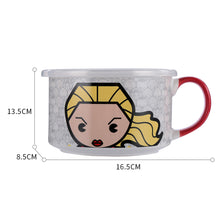 Load image into Gallery viewer, Marvel Food Container 22oz - Captain Marvel