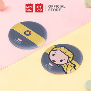 MINISO Marvel Air Cushion Puff-Captain Marvel