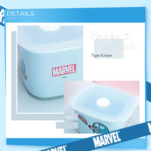 Load image into Gallery viewer, Marvel Food Container 13.5oz - Captain America
