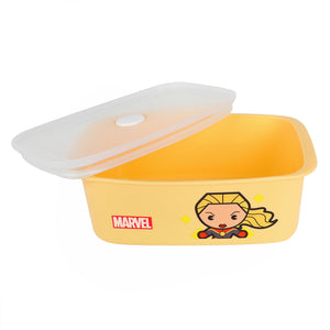 Marvel Food Container 32oz - Captain Marvel