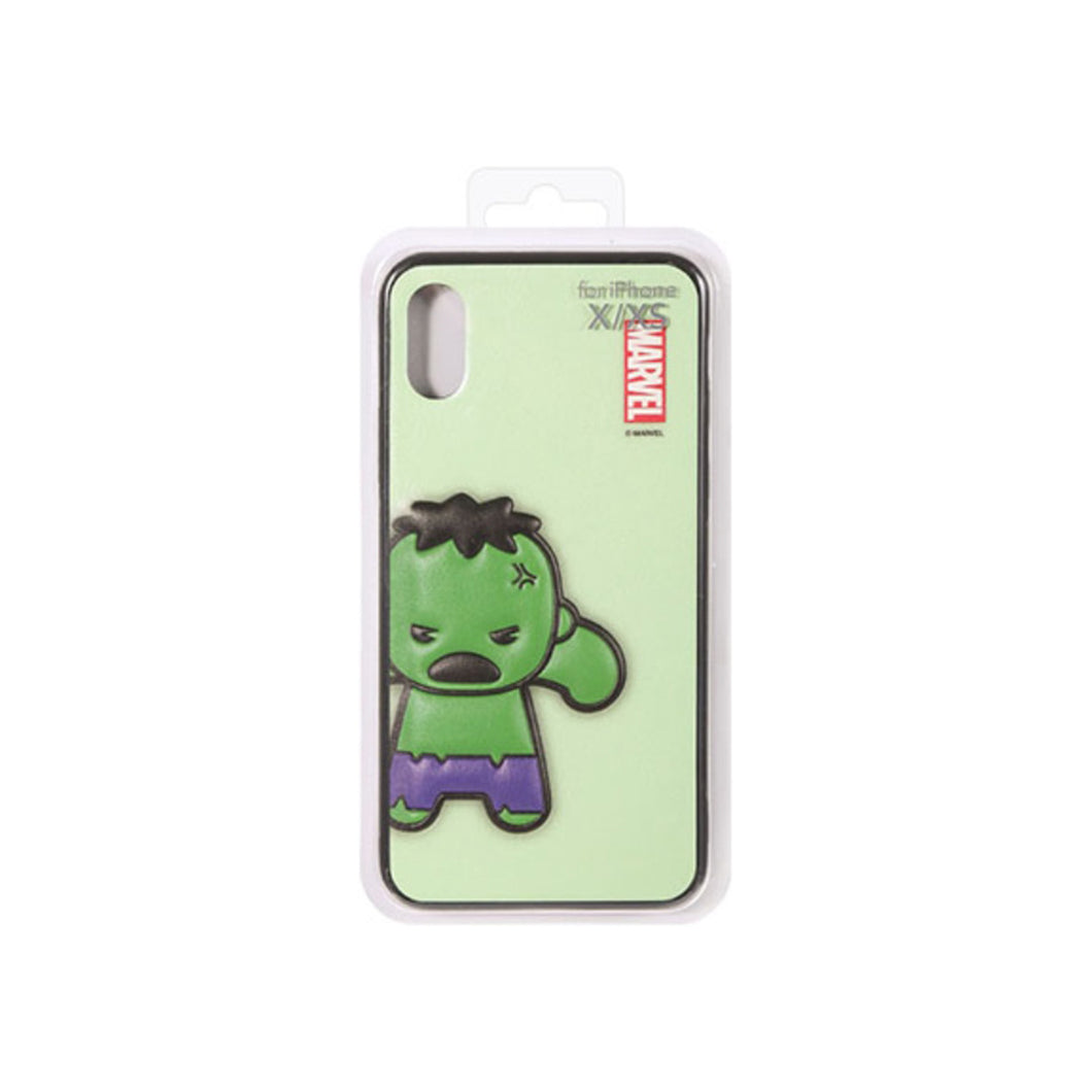 Marvel 3D Phone Case for iPhone X / XS - Hulk