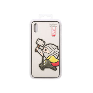 MINISO Marvel 3D Phone Case for iPhone XS MAX, Cute Shockproof Protective Case Cover - Thor