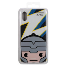 Load image into Gallery viewer, MINISO Marvel TPU Phone Case for iPhone X / XS, Cute Shockproof Protective Case Cover