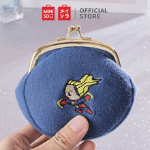 Load image into Gallery viewer, MINISO MARVEL Coin Purse Cute Small Coin Pouch,Captain Marvel