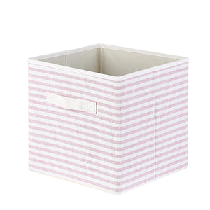 Stripe Series-  Storage Box Without Lid