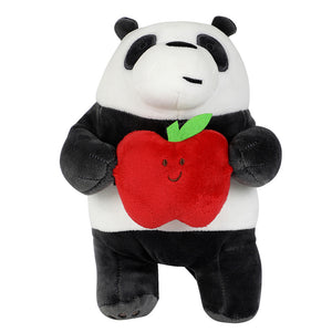 We Bare Bears- Valentine's Day Plush Toy (Panda)