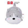 Shiba Inu Dog Plush Toy - Light Grey