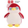 Penguin Plush Toy - Pink Berets