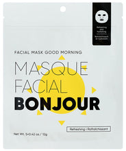 Load image into Gallery viewer, Facial Mask (Good Morning)