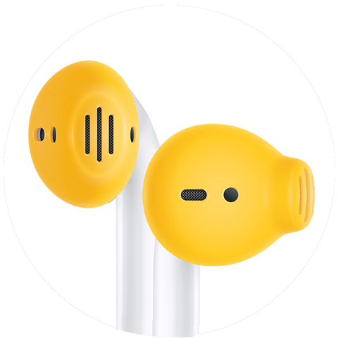 ES3 FOR AIRPODS / YELLOW