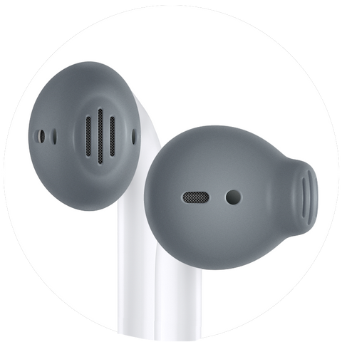 ES3 FOR AIRPODS / CHARCOAL