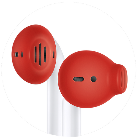 ES3 FOR AIRPODS / RED