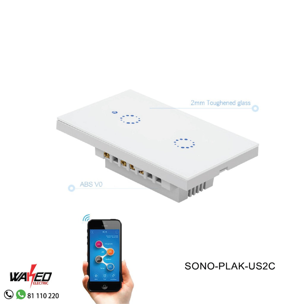 Smart Wall Switch - 4A