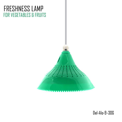 Freshness Lamp For Vegetables and Fruits - Green