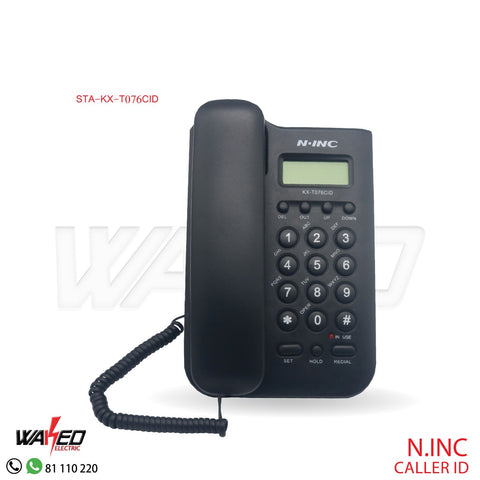 Telephone N.NIC--With Caller ID