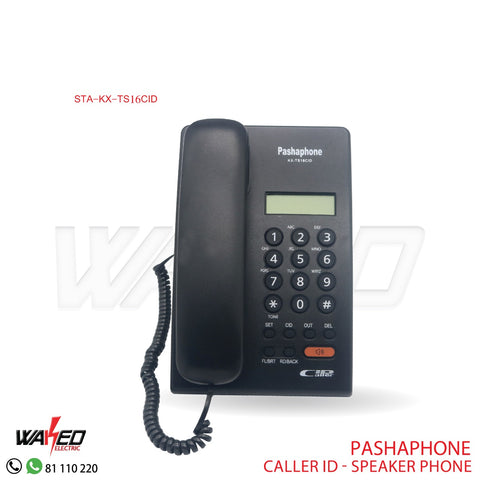 Telephone Pashaphone--With Caller ID