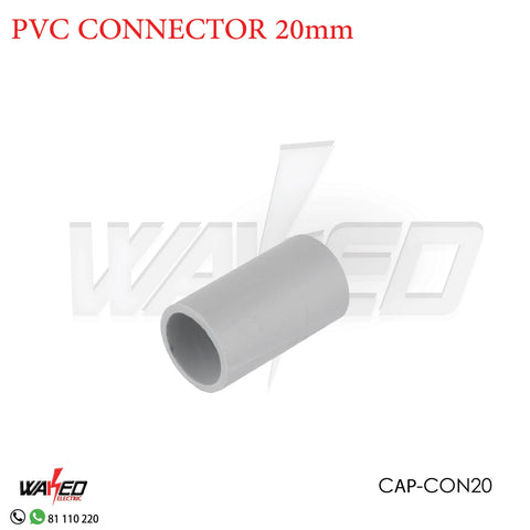 PVC Connector - 20mm